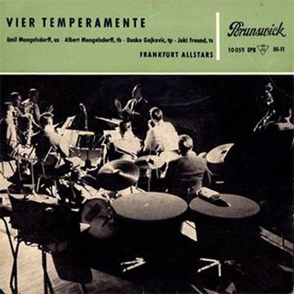 Frankfurt Allstars – Vier Temperamente