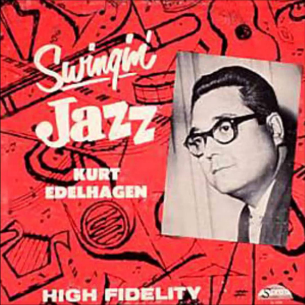 Kurt Edelhagen ‎– Swingin' Jazz
