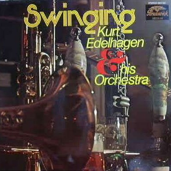 Swinging Kurt Edelhagen & His Orchestra