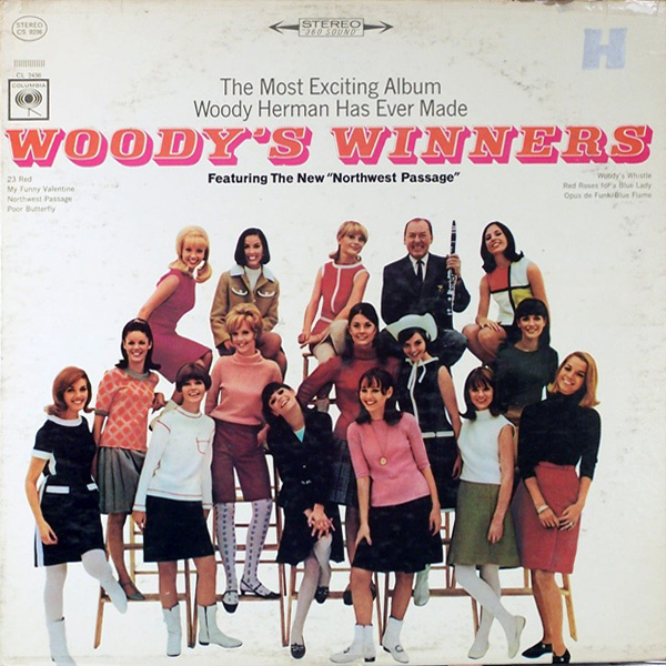 Woody Herman ‎– Woody's Winners
