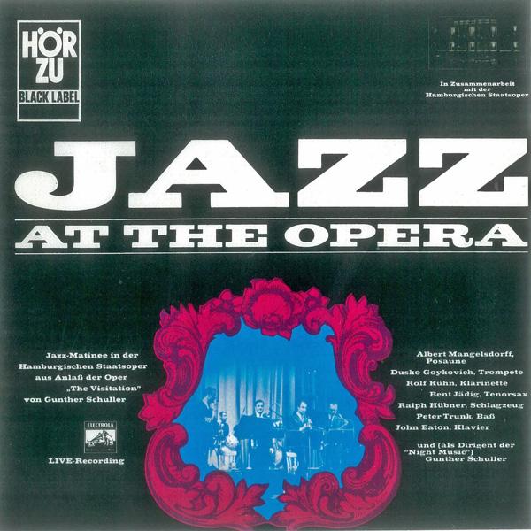 Jazz At The Opera