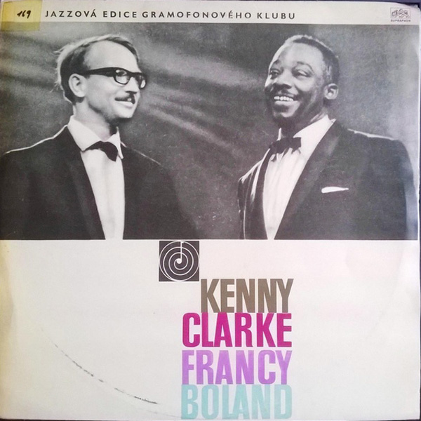 Kenny Clarke-Francy Boland Big Band ‎– Francy Boland & Kenny Clarke Famous Orchestra