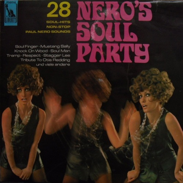 Paul Nero Sounds ‎– Nero's Soul Party