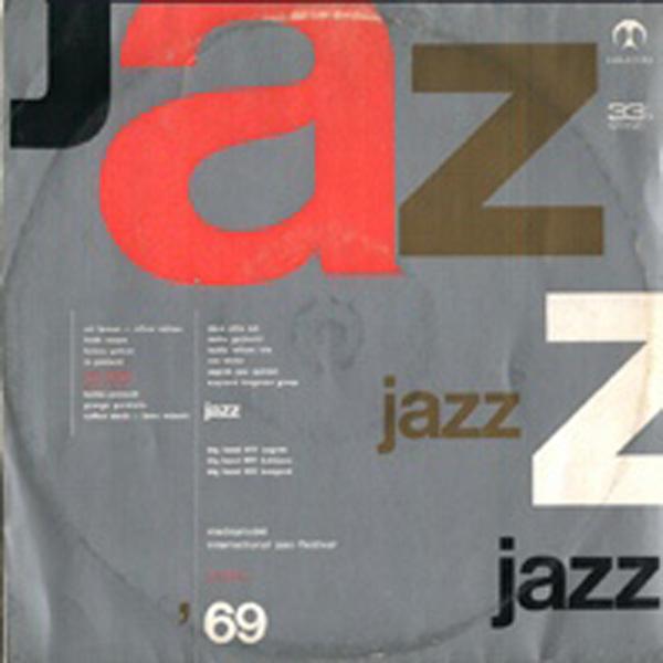 Mednarodni International Jazz-Festival Ljubljana '69