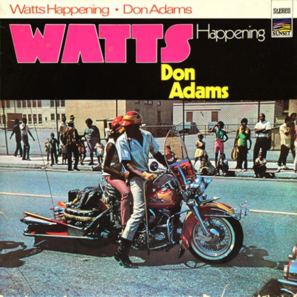 Don Adams – Watts Happening