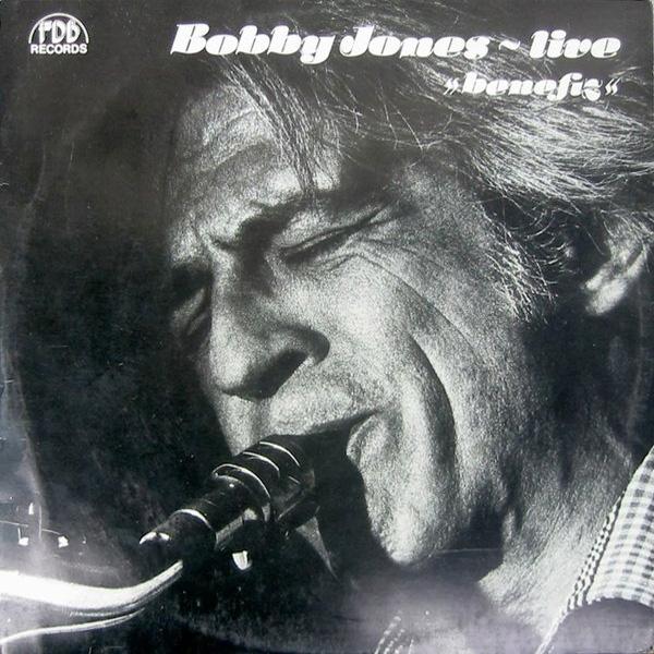 Bobby Jones – Live Benefiz