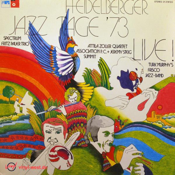 Heidelberger Jazz Tage '73 Live