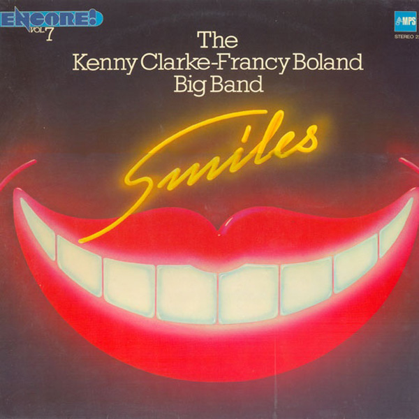The Kenny Clarke-Francy Boland Big Band ‎– Smiles