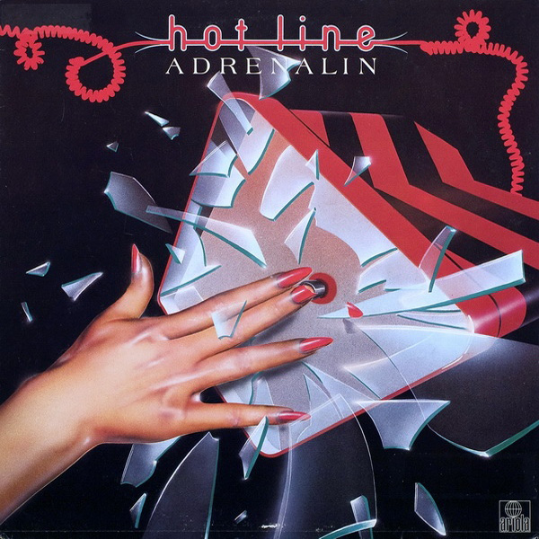 Hot Line (4) ‎– Adrenalin