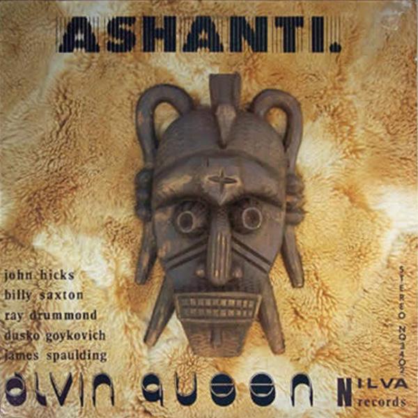 Alvin Queen  – Ashanti