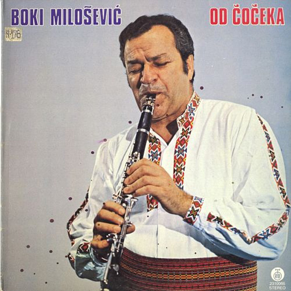 Boki Milošević – Od Čočeka Do Betovena