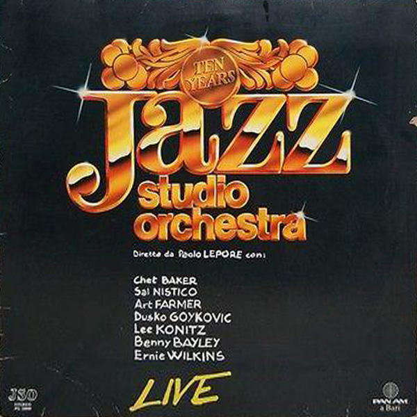 Ten Years Jazz Studio Orchestra – Live
