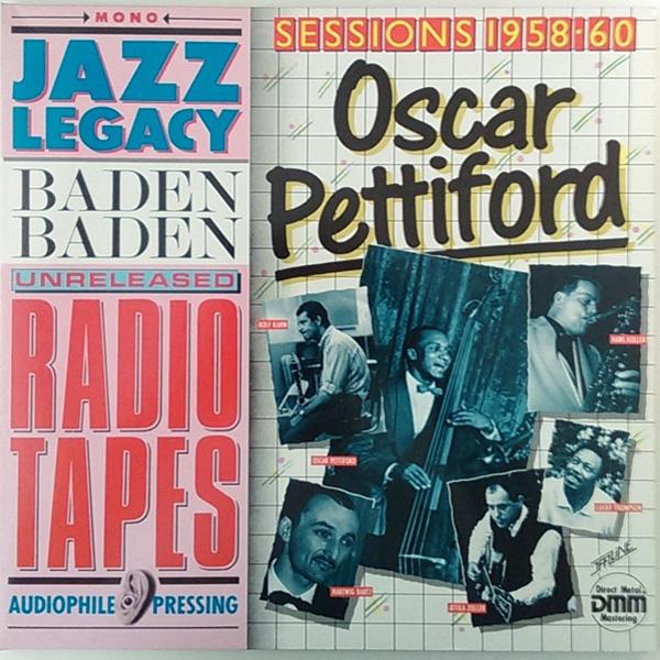 Oscar Pettiford – Sessions 1958-60