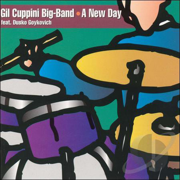 Gill Cuppini – A New Day