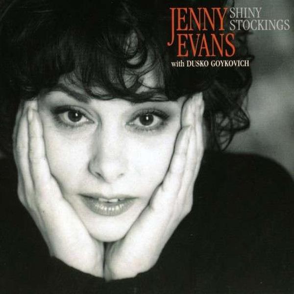 Jenny Evans (4) – Shiny Stockings