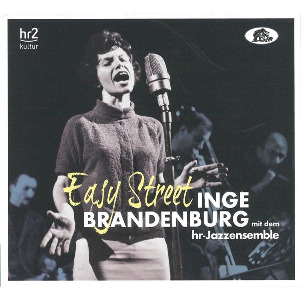 Inge Brandenburg mit dem hr-Jazzensemble – Easy Street